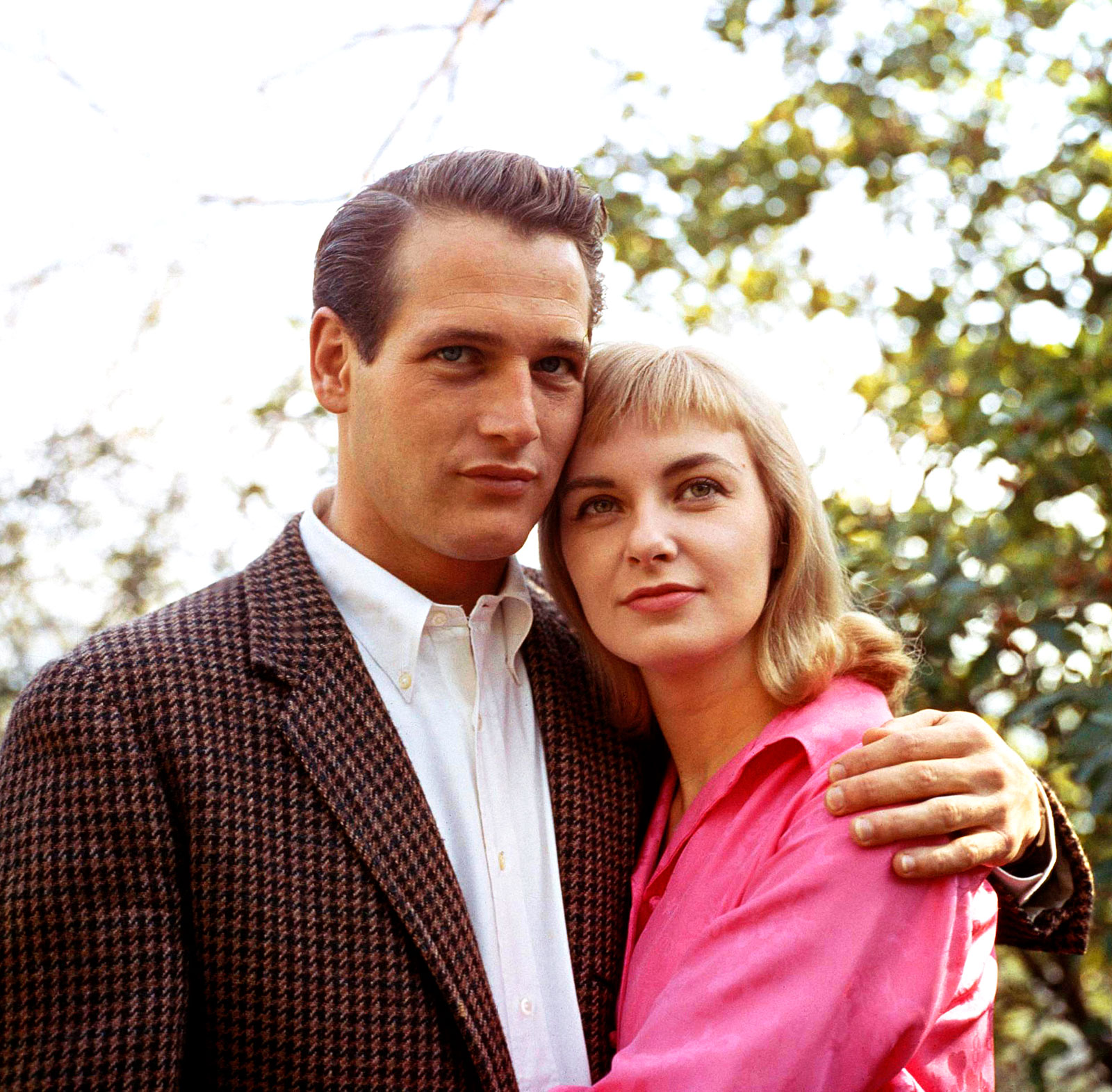 paul-newman-and-joanne-woodward-young